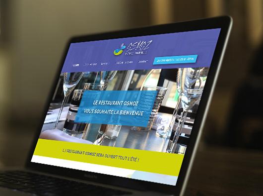 Osmoz - Site web