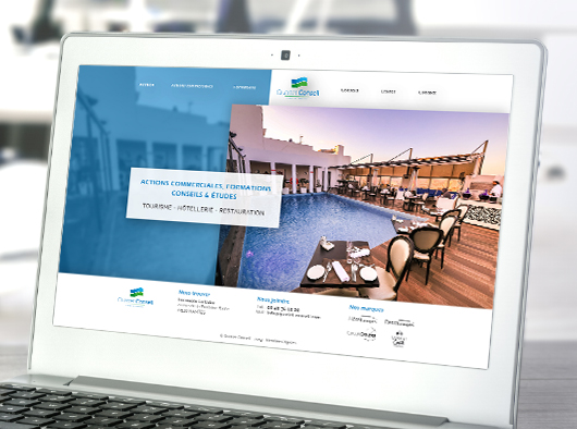 Quartet Conseil - Site web